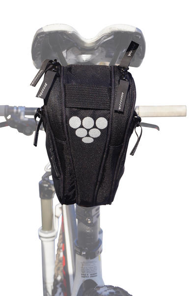 BiKASE Wing Side Open Saddle Bag