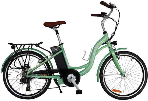 Bintelli Bicycles Journey Color: Mint