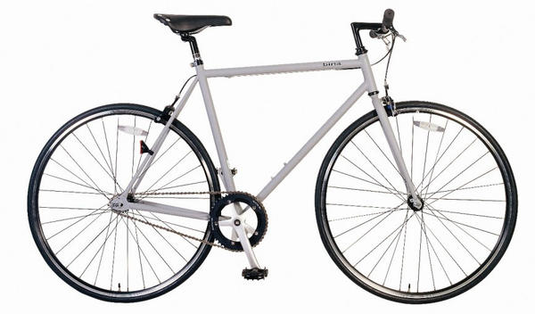 Biria Fixie Color: Cool Gray