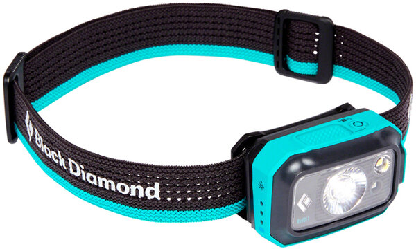 Black Diamond ReVolt 350 Headlamp Color: Aqua