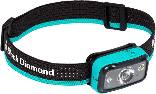 Black Diamond Spot Headlamp 350 Color: Aqua