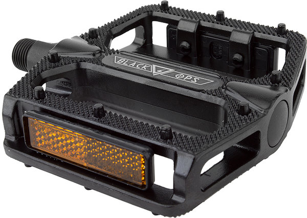 Black Ops B155 Pedals Color: Black