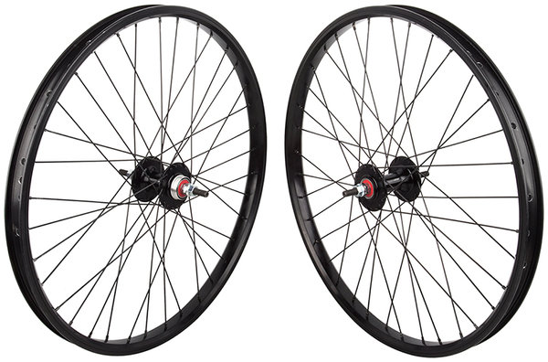 Black Ops Black Ops DW1.1 24-inch Wheelset Color: Black