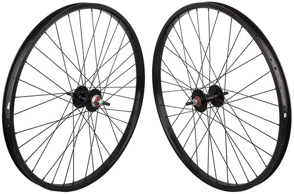 Black Ops Black Ops DW1.1 26-inch Wheelset Color: Black