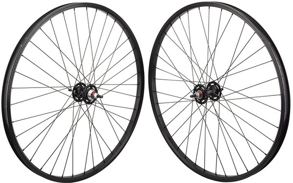 Black Ops Black Ops DW1.1 29-inch Wheelset Color: Black