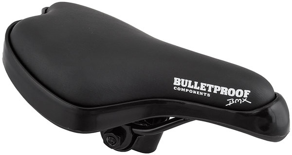 Black Ops MX / Free Style Saddle Color: Black