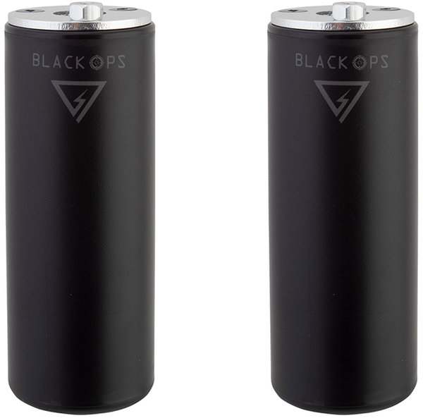 Black Ops GL Pegs Color: Black