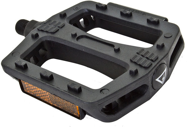 Black Ops Nylo-Comp Pedals Color: Black