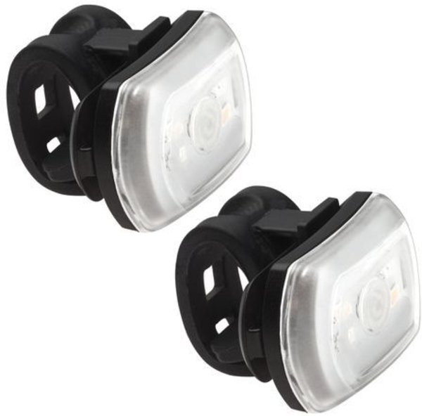 Blackburn 2'Fer Front or Rear Light Set Color: Black