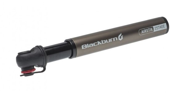 Blackburn Airstik 2Stage Mini-Pump Color: Grey