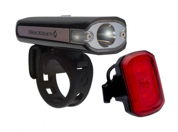Blackburn Central 200/Click USB Light Set Color: Black