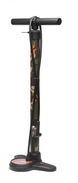 Blackburn Chamber HV Floor Pump Color: Camo
