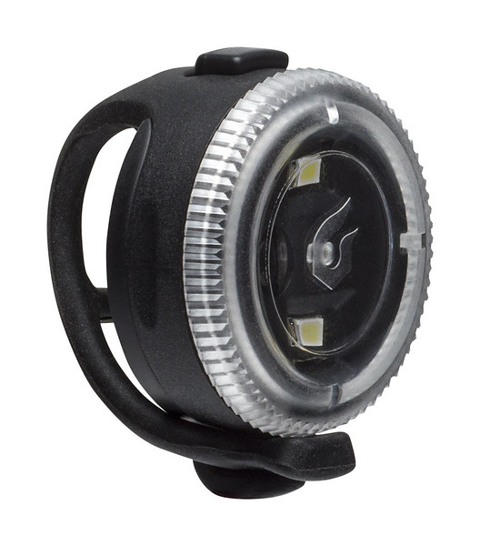 Blackburn Click Front Light Color: Black
