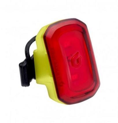 Blackburn Click USB Taillight Color: Highlight Yellow
