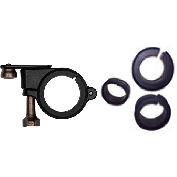 Blackburn Countdown 1600 Spare Mount Color: Black