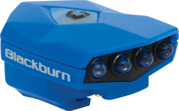 Blackburn Flea 2.0 USB Headlight Color: Blue