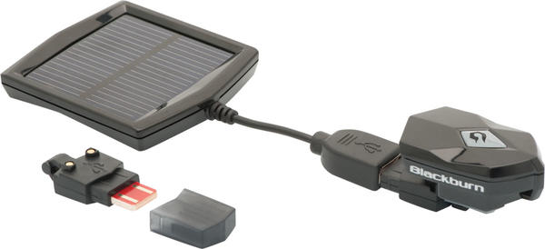 Blackburn Flea 2.0 USB + Solar Headlight