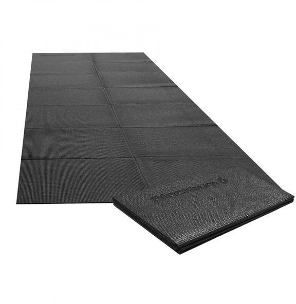 Blackburn Folding Trainer Mat Color: Black