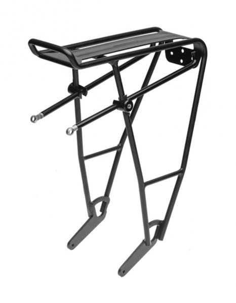 Blackburn Grid 2 Top Deck Rack Color: Black