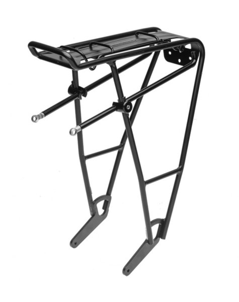 Blackburn Grid 3 Spring Clip Rack Color: Black