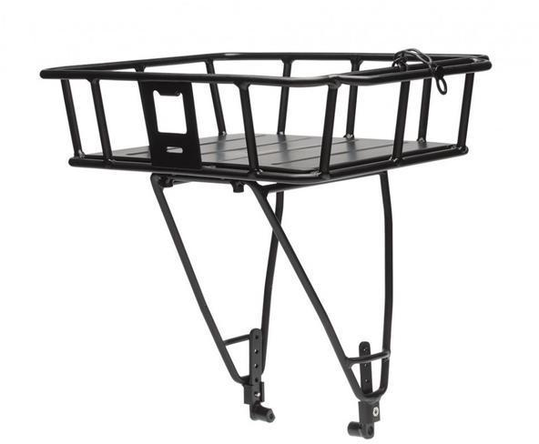 Blackburn Local Basket Front or Rear Rack Color: Black