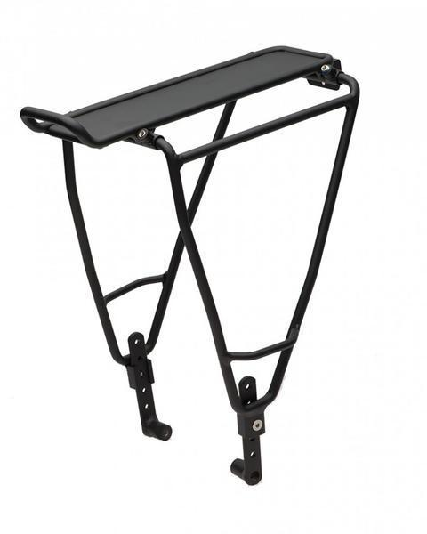 Blackburn Local Deluxe Front or Rear Rack Color: Black