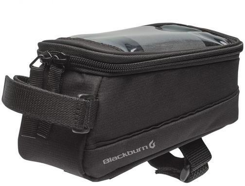 Blackburn Local Plus Top Tube Bag Color: Black