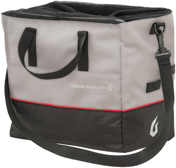 Blackburn Local Grocery Rear Pannier Color: Black/Gray