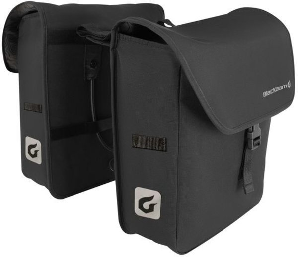 Blackburn Local Saddlebag Pannier Color: Black