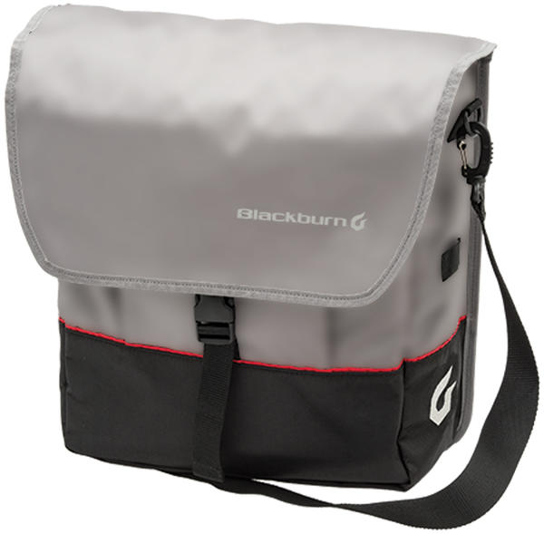 Blackburn Local Rear Pannier Color: Black/Gray