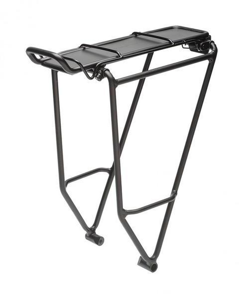 Blackburn Local Spring Clip Front or Rear Rack Color: Black