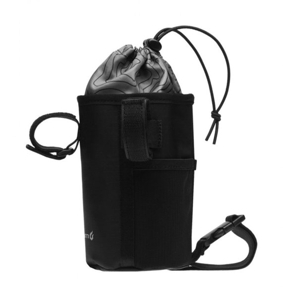 Blackburn Outpost Carryall Bag Color: Black