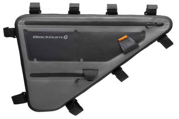 Blackburn Outpost Elite Frame Bag Medium Color: Grey
