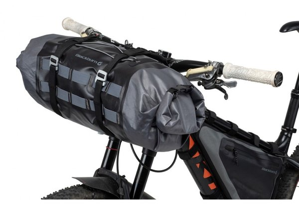 Blackburn Outpost Elite Handlebar Roll and Dry Bag Color: Black