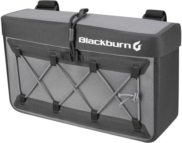 Blackburn Outpost Elite Hitchhiker Bag Color: Grey/Black