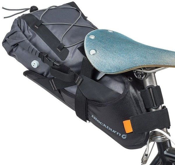 Blackburn Outpost Elite Universal Seat Pack Color: Black/Grey