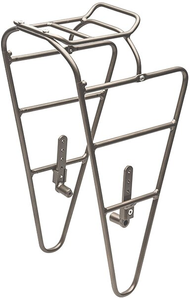Blackburn Outpost Front World Touring Rack Color: Silver