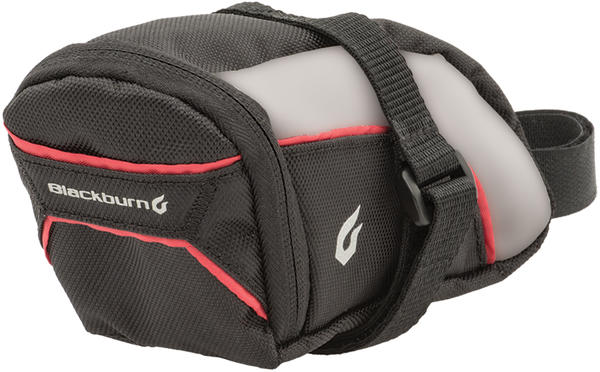 Blackburn Local Seat Bag Color | Size: Black/Gray | Small