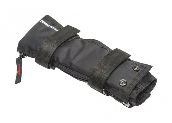 Blackburn Outpost Wrap Bag Color: Black