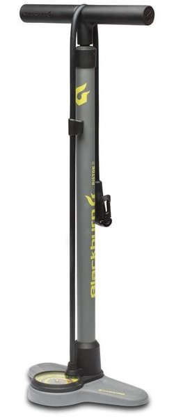 Blackburn Piston 2 Floor Pump Color: Grey