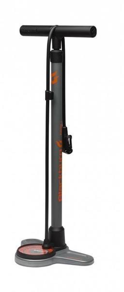 Blackburn Piston 3 Floor Pump Color: Grey