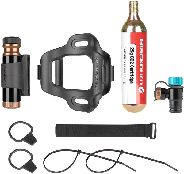 Blackburn Pro Plugger CO2 Inflator Kit