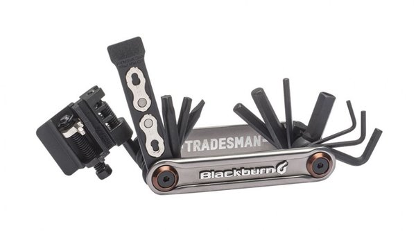 Blackburn Tradesman Multi-Tool Color: Silver
