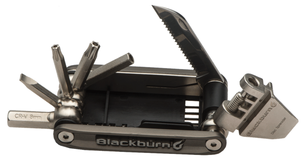 Blackburn Wayside Multi Tool Color: Pewter
