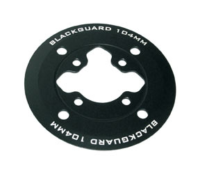 Blackspire Blackguard Chain Guide Inner Plate Color: Black