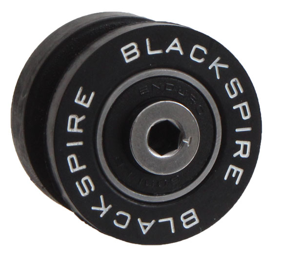 Blackspire Double Ring Chain Guide Roller Kit Color: Black