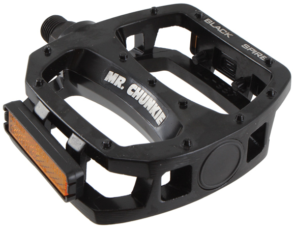 Blackspire Mr Chunkie Pedals Color: Black