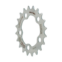 Blackspire Stainless Inner Chainring Color | Model | Size: Silver | 5x58mm | 20t