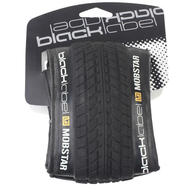 Black Label MobStar BMX Tire (Folding)