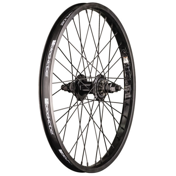 Black Label Moto Rear Wheel w/Driver